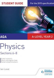 AQA A-level Year 2 Physics Student Guide: Sections 6-8 - Ian Lovat