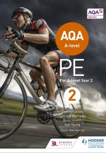 AQA A-level PE Book 2: For A-level year 2 - Carl Atherton