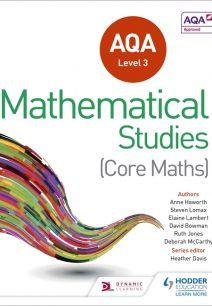 AQA Level 3 Certificate in Mathematical Studies - Heather Davis