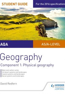 AQA AS/A-level Geography Student Guide: Component 1: Physical Geography - David Redfern