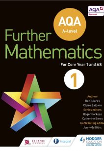 AQA A Level Further Mathematics Core Year 1 (AS) - Ben Sparks