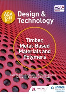 AQA GCSE (9-1) Design and Technology: Timber