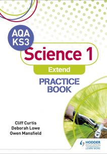 AQA Key Stage 3 Science 1 'Extend' Practice Book - Cliff Curtis