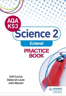 AQA Key Stage 3 Science 2 'Extend' Practice Book - Cliff Curtis