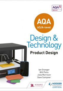 AQA AS/A-Level Design and Technology: Product Design - Will Potts