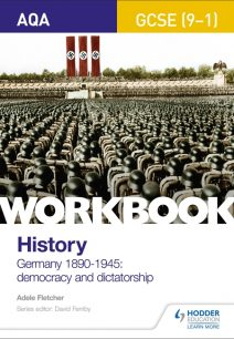 AQA GCSE (9-1) History Workbook: Germany