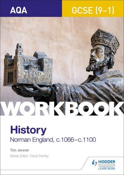 AQA GCSE (9-1) History Workbook: Norman England