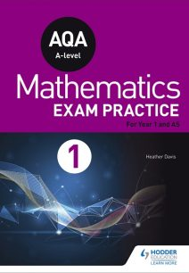 AQA Year 1/AS Mathematics Exam Practice - Jan Dangerfield
