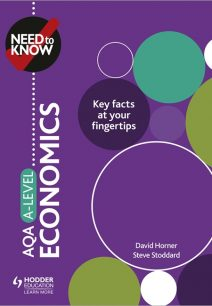 Need to Know: AQA A-level Economics - David Horner