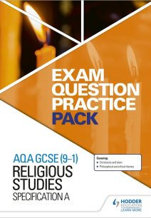 AQA GCSE (9-1) Religious Studies A: Exam Question Practice Pack - Hodder Education