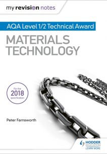 My Revision Notes: AQA Level 1/2 Technical Award Materials Technology - Peter Farnsworth