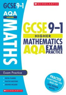Maths Higher Exam Practice Book for AQA - Steve Doyle