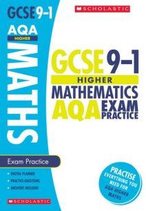 Maths Higher Exam Practice Book for AQA - Steve Doyle