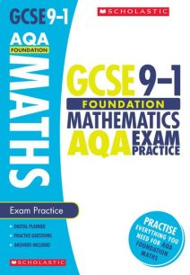 Maths Foundation Exam Practice Book for AQA - Naomi Norman