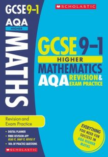 Maths Higher Revision and Exam Practice Book for AQA - Steve Doyle