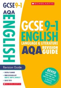 English Language and Literature Revision Guide for AQA - Jon Seal
