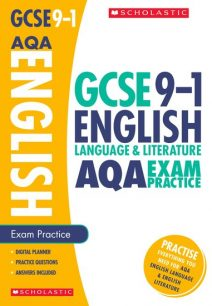 English Language and Literature Exam Practice Book for AQA - Richard Durant