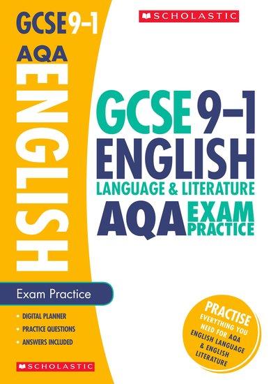English Language and Literature Exam Practice Book for AQA - Richard Durant