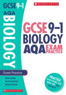 Biology Exam Practice Book for AQA - Kayan Parker