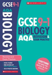 Biology Revision and Exam Practice Book for AQA - Kayan Parker