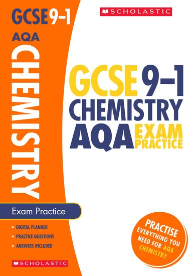 Chemistry Exam Practice Book for AQA - Sarah Carter
