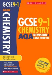 Chemistry Revision and Exam Practice Book for AQA - Mike Wooster