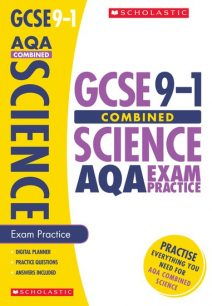 Combined Sciences Exam Practice Book for AQA - Sam Jordan