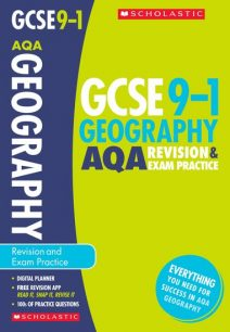 Geography Revision and Exam Practice Book for AQA - Lindsay Frost