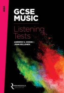 AQA GCSE Music Listening Tests - John Kelleher