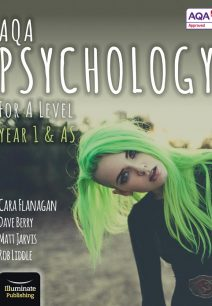 AQA Psychology for A Level Year 1 & AS - Student Book - Rob Liddle