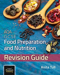 AQA GCSE Food Preparation & Nutrition: Revision Guide - Anita Tull