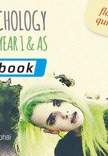 AQA Psychology for A Level Year 1 & AS - Flashbook - Cara Flanagan