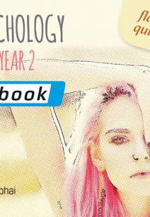 AQA Psychology for A Level Year 2: Flashbook - Cara Flanagan