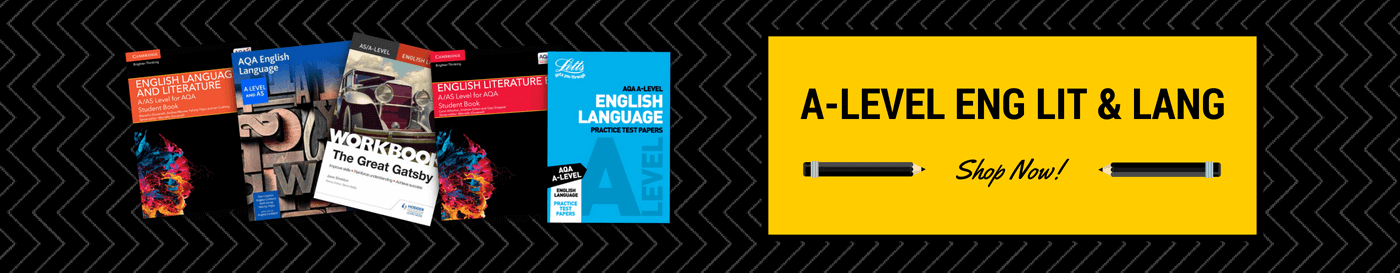 AQA A Level English Literature and Language - Shop Now