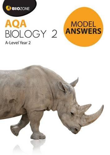 AQA Biology 2 Model Answers - Biozone International Ltd