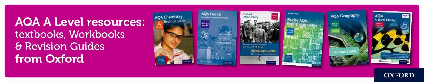 Oxford AQA A Level Revision